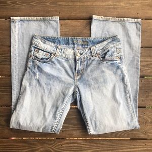 AEO Light Wash Jeans